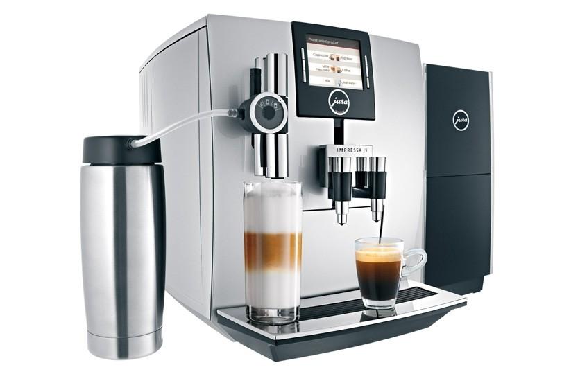 Kávovar JURA IMPRESSA J9 TFT