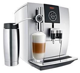 Kávovar JURA Impressa J9 silver Doprava ZDARMA - odeslání DNES