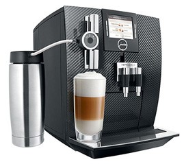 Kávovar JURA Impressa J9 TFT Carbon, DOPRAVA ZDARMA, OFICIÁLNÍ DISTRIBUCE