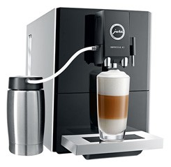 Kávovar JURA IMPRESSA A5 platin