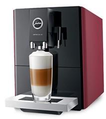 Kávovar JURA IMPRESSA A5 red