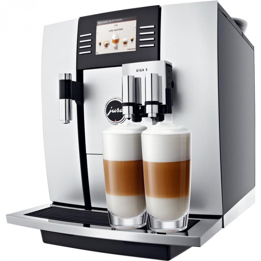 Kávovar Jura Giga 5 Doprava ZDARMA - odeslání DNES