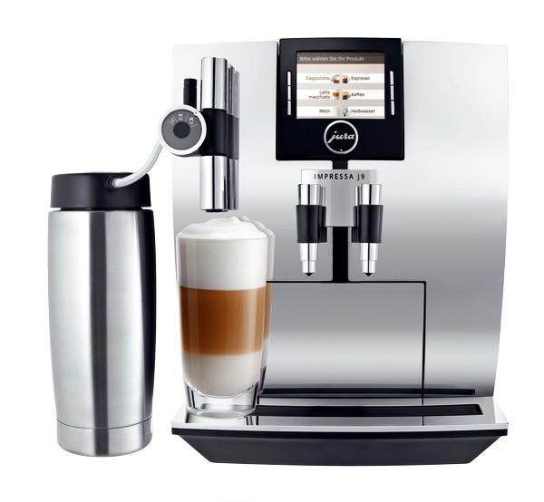 Kávovar JURA IMPRESSA J9 TFT Chrome, DOPRAVA ZDARMA, OFICIÁLNÍ DISTRIBUCE