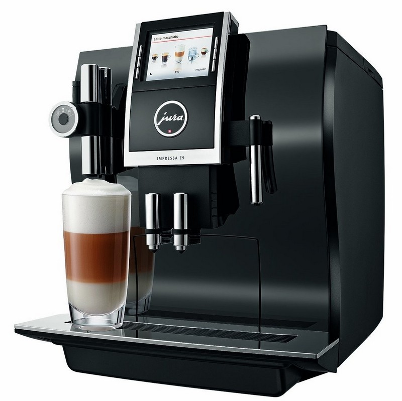 Kávovar JURA IMPRESSA Z9 One Touch TFT