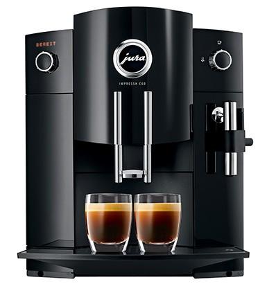 Kávovar JURA IMPRESSA C60