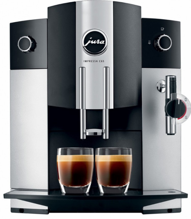 Kávovar JURA Impressa C65