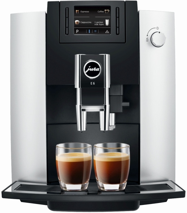 Kávovar JURA IMPRESSA E6