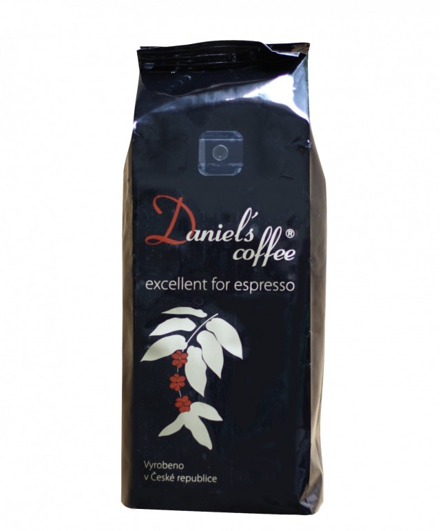 Daniel's excellent 100% blend arabica 1kg