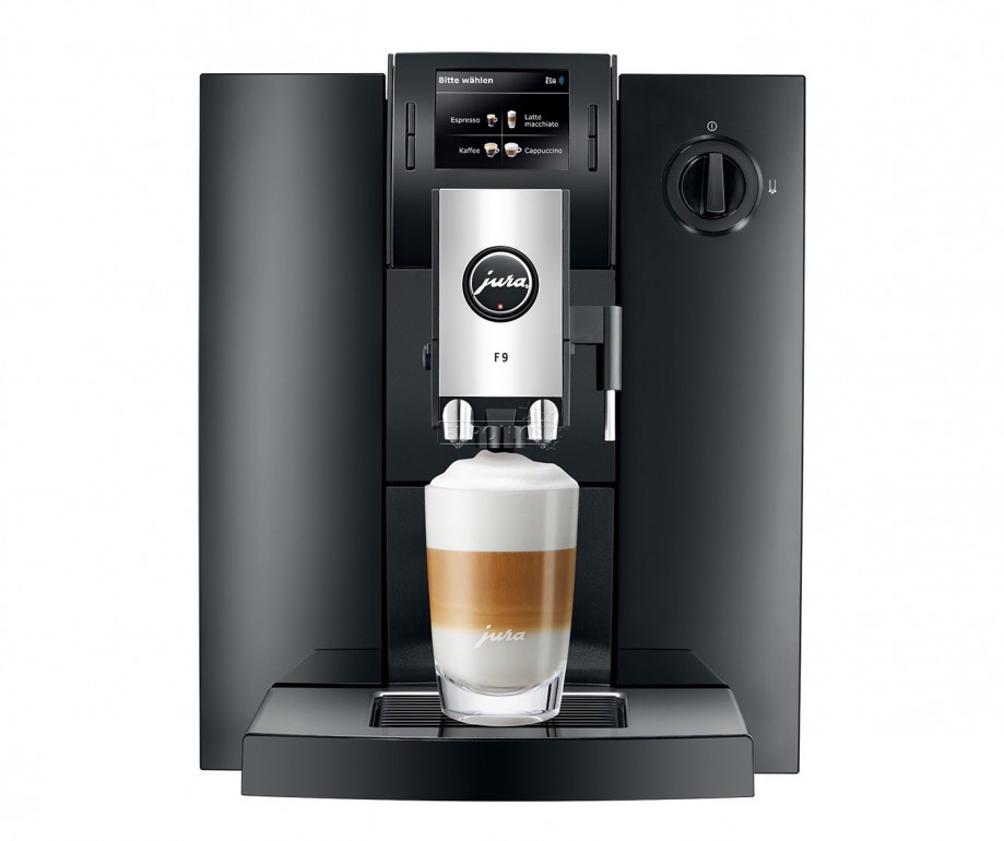 Kávovar JURA IMPRESSA F9