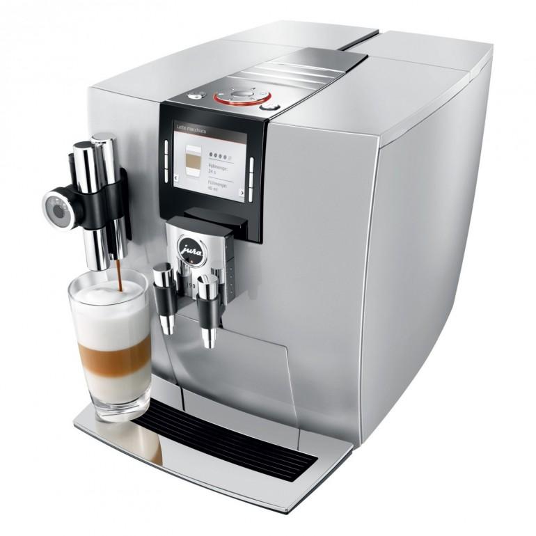 Kávovar JURA IMPRESSA J90, DOPRAVA ZDARMA, OFICIÁLNÍ DISTRIBUCE