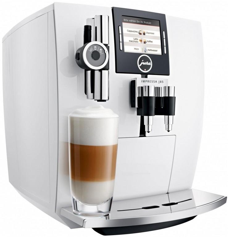 Kávovar JURA IMPRESSA J85, DOPRAVA ZDARMA, OFICIÁLNÍ DISTRIBUCE