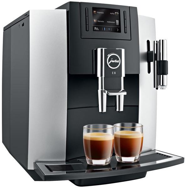 Kávovar JURA IMPRESSA E8, DOPRAVA ZDARMA, OFICIÁLNÍ DISTRIBUCE
