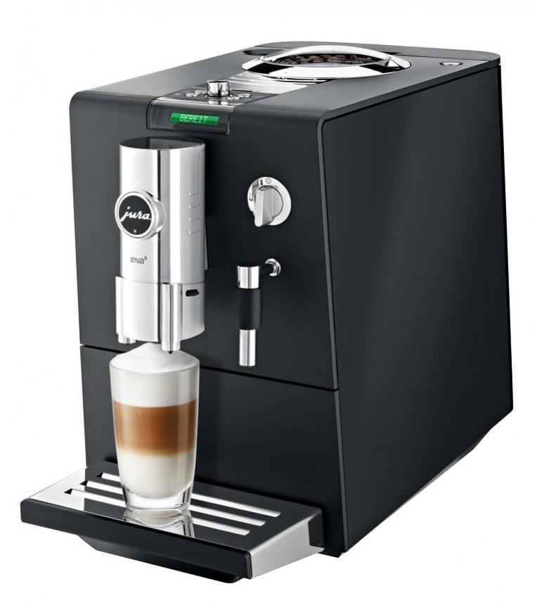 Kávovar JURA ENA 9 OneTouch Cappuccino, DOPRAVA ZDARMA, OFICIÁLNÍ DISTRIBUCE