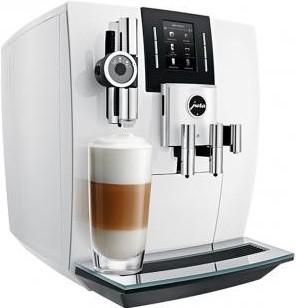 Kávovar JURA J6 - Piano White