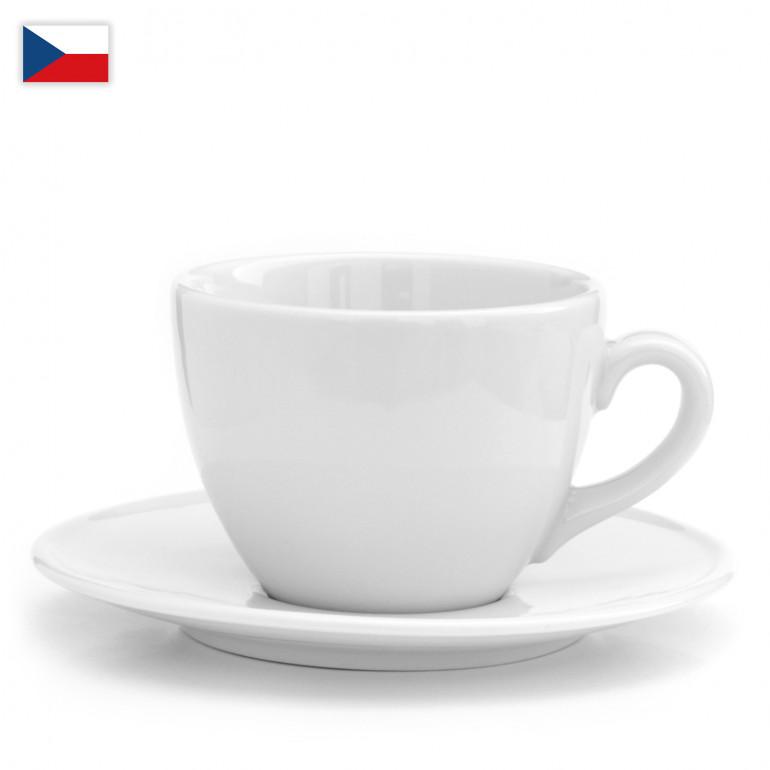 Šálek na cappucino - český porcelán 200 ml