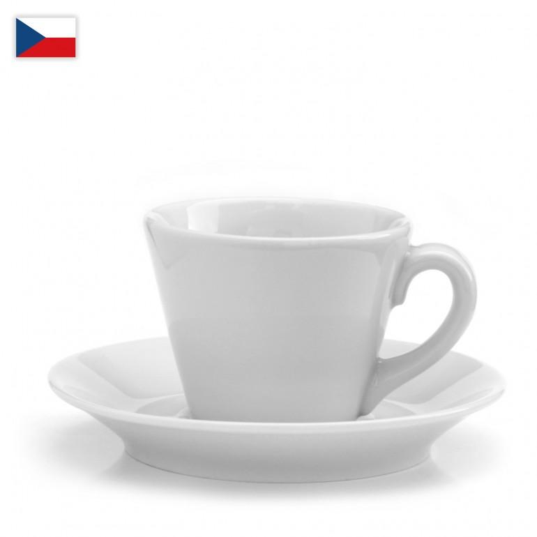 Šálek na lungo - český porcelán 130 ml, OFICIÁLNÍ DISTRIBUCE