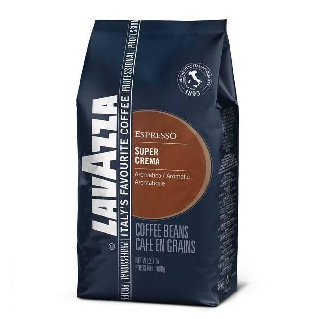 Káva Lavazza Super Crema 1kg