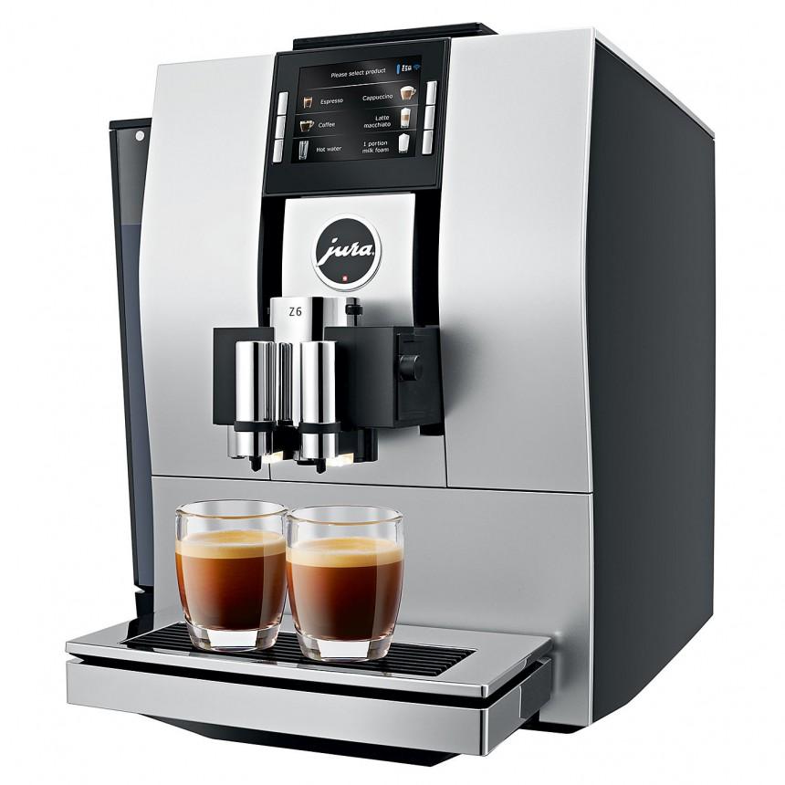 Kávovar JURA IMPRESSA Z6, DOPRAVA ZDARMA, OFICIÁLNÍ DISTRIBUCE