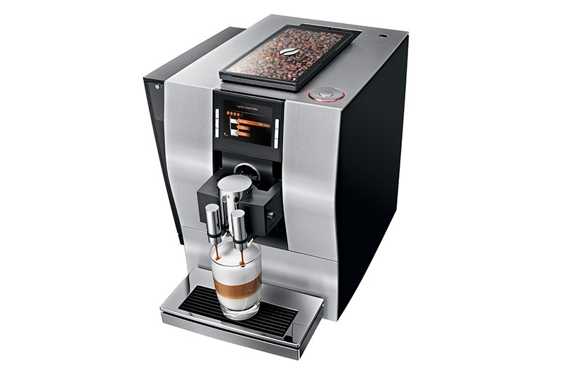 Kávovar JURA IMPRESSA Z6 ALUMINIUM, DOPRAVA ZDARMA, OFICIÁLNÍ DISTRIBUCE