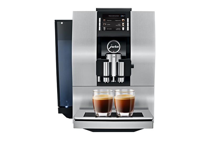 Kávovar JURA IMPRESSA Z6 ALUMINIUM
