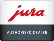 Jura - authorised dealer